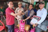 Pertamina salurkan bantuan ke korban  banjir dan longsor