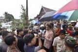 460 rumah terendam banjir di Kabupaten Sidrap Sulawesi Selatan