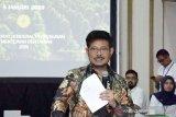 Mentan minta penegakan  hukum terhadap pelaku konversi lahan pertanian