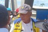 Menteri Basuki : Pemerintah akan keruk Kali Babakan Brebes