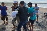 Dua wisatawan tewas  terseret ombak Pantai Cijeruk Garut