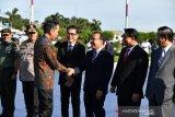 Presiden Jokowi bertolak menuju Abu Dhabi, UEA
