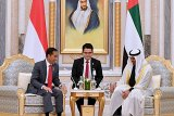 Jokowi angkat isu kota berkelanjutan di Abu Dhabi Sustainability Week