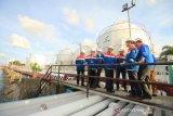 Terminal Tahuna Sangihe Raih Sertifikat ISO Pertamina Berwawasan Lingkungan