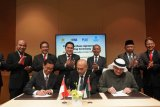 PLTS Cirata terbesar se-Asia Tenggara digandeng investor UEA