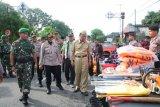 250 personel gabungan disiagakan antisipasi bencana di Metro