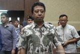 Mantan Ketua Umum PPP Romahurmuziy tegaskan tak terima suap