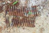 Pekerja bangunan Jayapura temukan amunisi peninggalan PD II di Hamadi