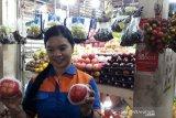 Jelang Imlek, buah impor mulai diburu konsumen