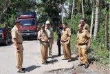 Ruas jalan provinsi di Sijunjung-Tanjung Ampalu ditingkatkan, anggaran Rp4,5 miliar