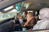 Jasa Raharja bagi-bagi pengharum mobil