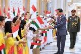 Ternyata, Putra Mahkota UEA akui tiru cara Indonesia dalam menyambut tamu kenegaraan