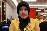 Megawati akhirnya ditetapkan jadi Ketua DPRD Morut, bupati tidak hadiri acaranya