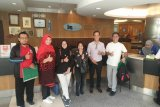 Perusahaan layanan kesehatan Indonesia kunjungi IJN