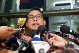 Penyidik KPK panggil dua tersangka korupsi pengadaan barang/jasa Solok Selatan