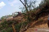 Pasir ilegal satu-satunya sumber bahan bangunan Bintan