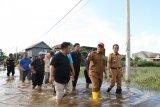 Pemkot Makassar akan tinggikan jalan di perumahan langganan banjir