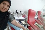 PMI Makassar siapkan sekitar 300 kantong darah per hari