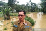 Tujuh kecamatan di Limapuluh Kota berpotensi banjir dalam dua bulan ke depan