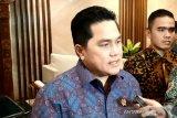 Erick Thohir akan temui Prabowo dan Mahfud MD membahas kasus ASABRI