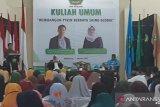 Dirjen Pendidikan Islam beri kuliah umum di IAIN Kendari