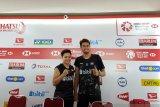 Main bareng di Indonesia Masters, pasangan Owi/Apriyani masih penyesuaian