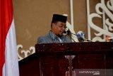 Dua raperda inisiatif DPRD Kalteng diterima pemprov untuk dibahas