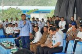 Menteri KKP berjanji bangkitkan lagi  Mina Politan Natuna