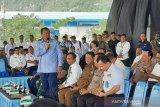 Menteri KKP akan evaluasi ekspor budi  daya perikanan di Natuna