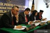 DKPP: komisioner KPU RI mengundurkan diri ke Presiden