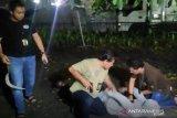 Polisi tembak tiga pelaku tawuran