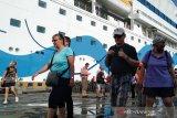 Angkut ribuan wisman, Kapal pesiar MV Aidavita singgah di Semarang