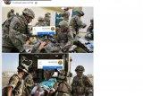 50 tentara AS gegar otak akut pascaserangan ke Iran
