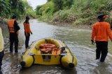 Warga asal Kaliwungu Kudus terseret arus Sungai Tunggul belum ditemukan