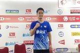 Indonesia Masters, Ginting bersiap hadapi Tommy di babak dua
