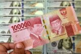 Rupiah menguat terbawa sentimen positif damai AS-China