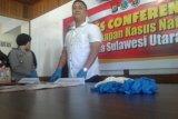 Ditresnarkoba Polda Sulut tangkap suami istri miliki sabu-sabu
