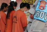 Dua perempuan terlibat pencurian mesin mobil di bengkel Kota Mataram