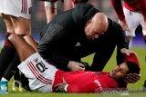 Rashford cedera, MU lolos putaran keempat Piala FA