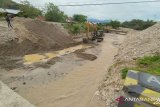 Normalization of Batang Tapan river spent a budget of Rp585 billion