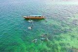 Selam perairan Pulau Abang Batam makin diminati