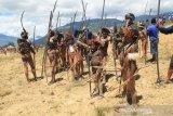 Dispora Jayawijaya kembangkan cabang panahan karena sesuai budaya lokal