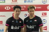 Minions mantap  ke semifinal Indonesia Masters 2020