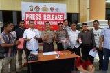 Polres Ogan Komering Ulu tangkap  pembobol ATM