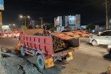 Pemkot Bandarlampung bersihkan saluran drainase