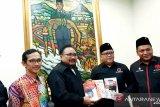 PDIP dan GP Ansor sepakat bangun bangsa dalam kerangka Pancasila