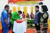 Gubernur apresiasi Kotim memulai pembangunan di awal tahun