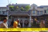 Polisi lakukan rekonstruksi tahap dua pembunuhan hakim Jamaluddin