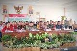 Pembangunan Barito Timur dimulai dengan paket senilai Rp3,3 miliar