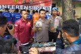 Polisi sita Rp210 juta dan sabu di Palu